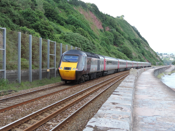 43285 Teignmouth 29-06-13 by AlvinKnight