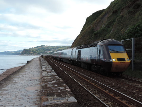 43321 Teignmouth 29-06-13 by AlvinKnight