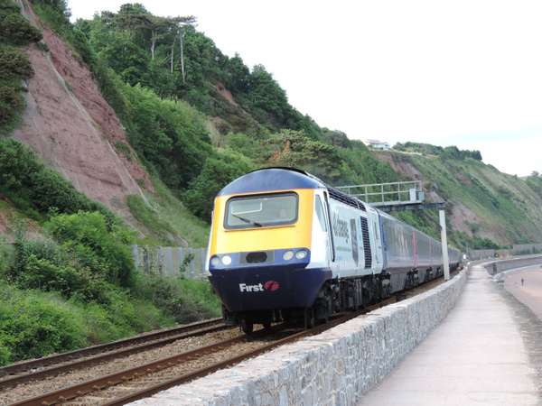 43186 Teignmouth 29-06-13 by AlvinKnight
