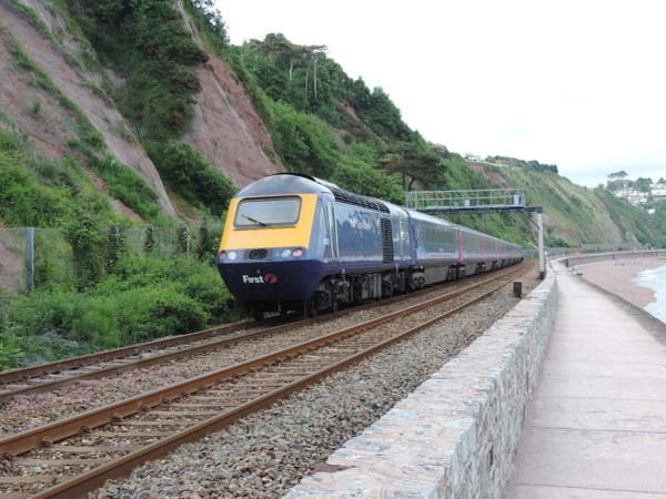 43191 Teignmouth 29-06-13 by AlvinKnight