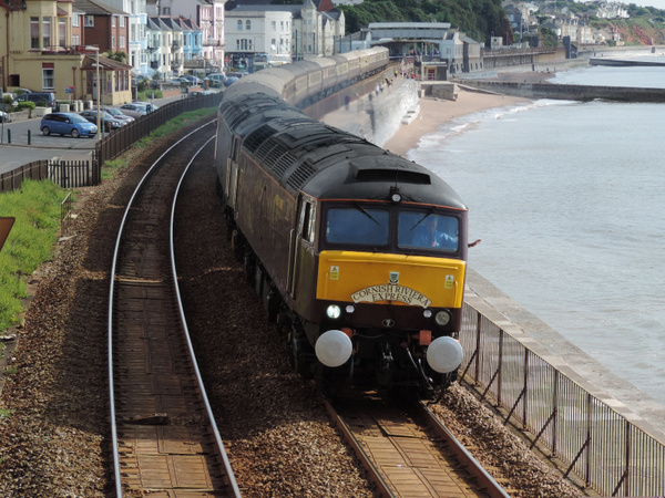 57601 Dawlish 29-06-13 (2) by AlvinKnight