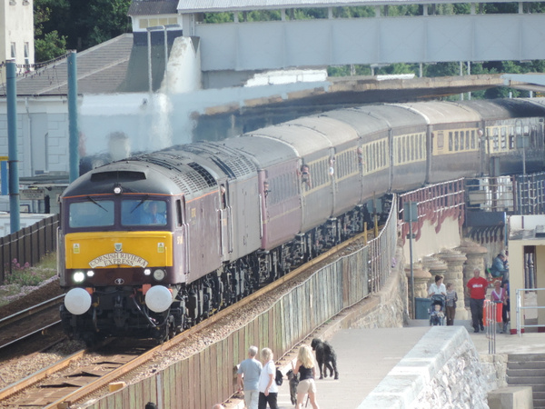 57601 Dawlish 29-06-13 by AlvinKnight