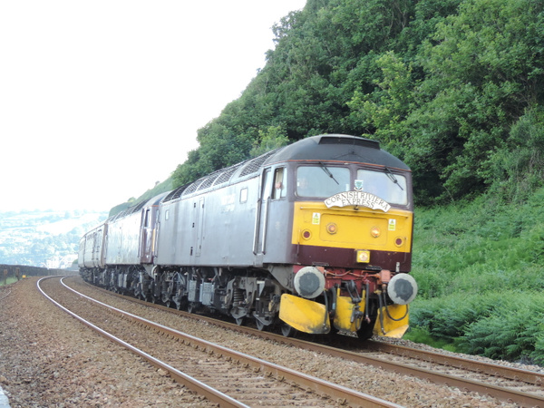 47760 Teignmouth 29-06-13 by AlvinKnight
