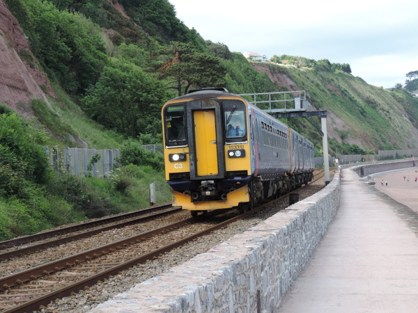 153318 Teignmouth 29-06-13 by AlvinKnight