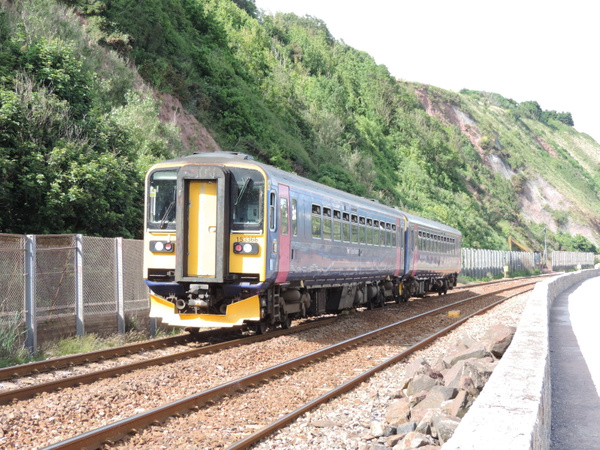 153368 Teignmouth 29-06-13 by AlvinKnight