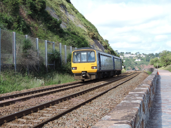 143611 Teignmouth 29-06-13 by AlvinKnight