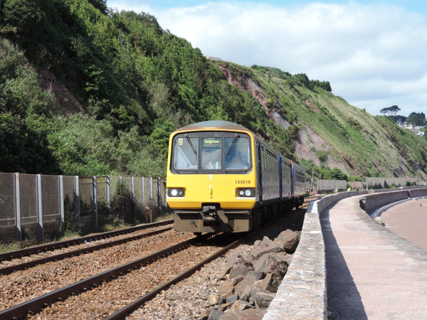 143619 Teignmouth 29-06-13 by AlvinKnight