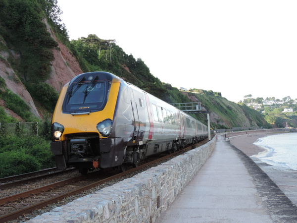221135 Teignmouth 29-06-13 by AlvinKnight