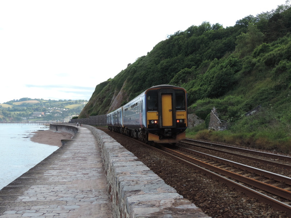 153372 Teignmouth 29-06-13 by AlvinKnight
