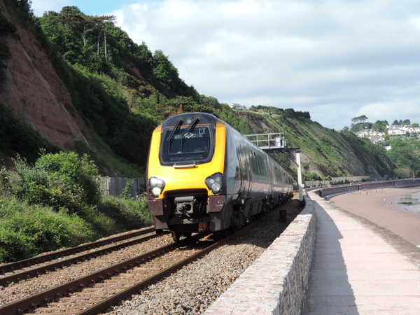 221124 Teignmouth 29-06-13 by AlvinKnight