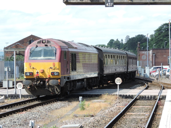 67028 Exeter Saint Davids 30-06-13 (2) by AlvinKnight
