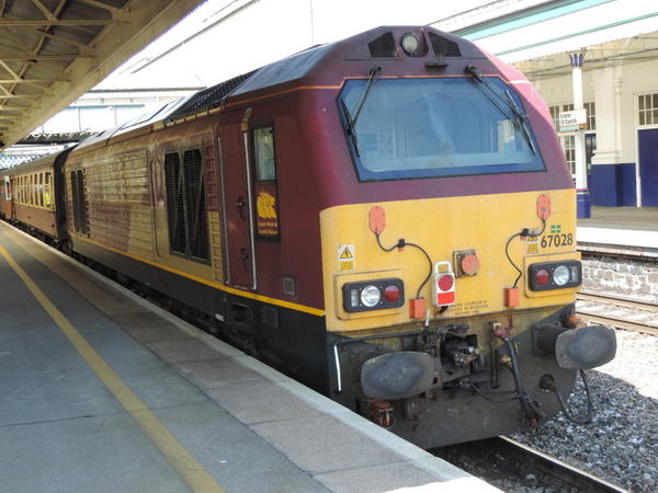 67028 Exeter Saint Davids 30-06-13 by AlvinKnight