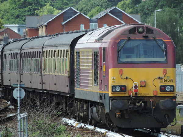 67028 Exeter Saint Davids 30-06-13 (3) by AlvinKnight