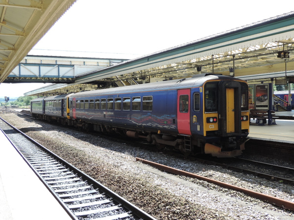 153377 Exeter Saint Davids 30-06-13 by AlvinKnight