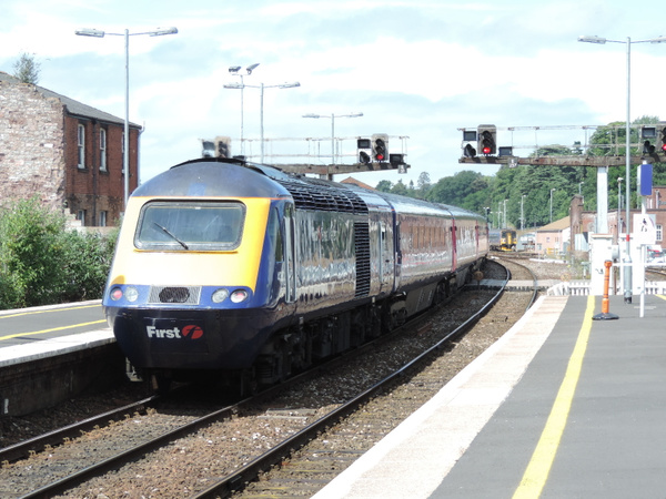 43153 Exeter Saint Davids 30-06-13 by AlvinKnight