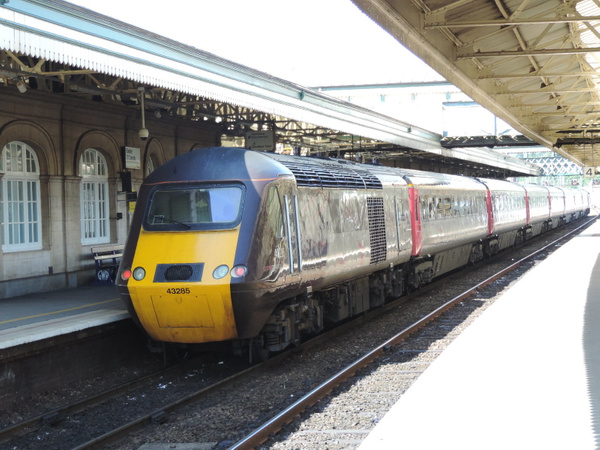 43285 Exeter Saint Davids 30-06-13 by AlvinKnight