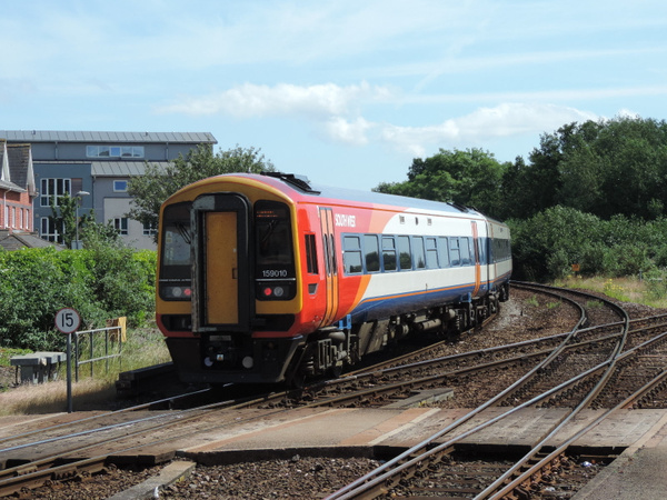 159010 Exeter Saint Davids 30-06-13 (2) by AlvinKnight
