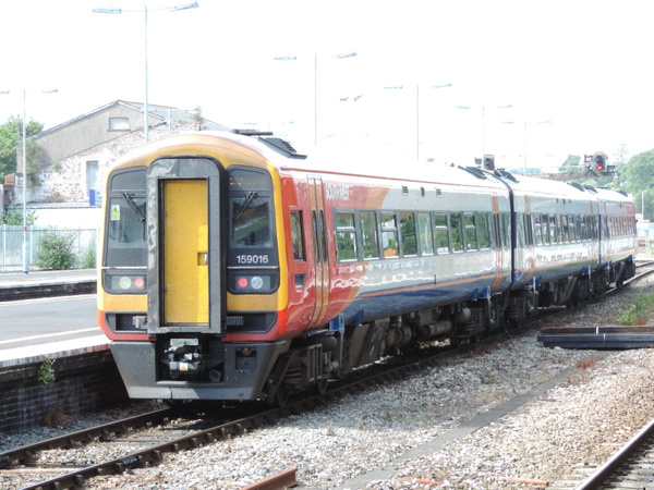159016 Exeter Saint Davids 30-06-13 by AlvinKnight