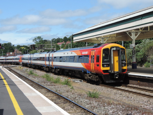 159004 Exeter Saint Davids 30-06-13 by AlvinKnight