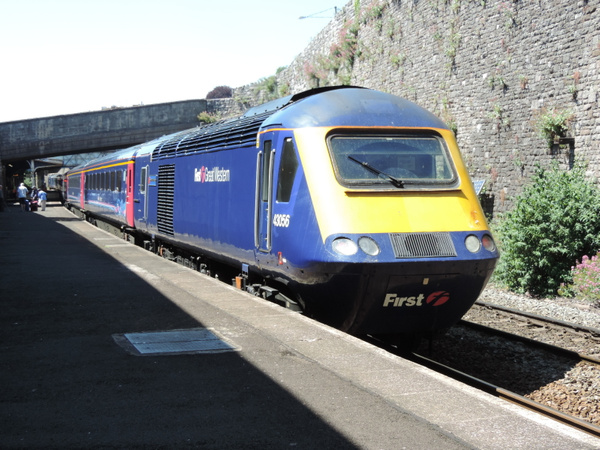 43056 Teignmouth 06-07-13 by AlvinKnight