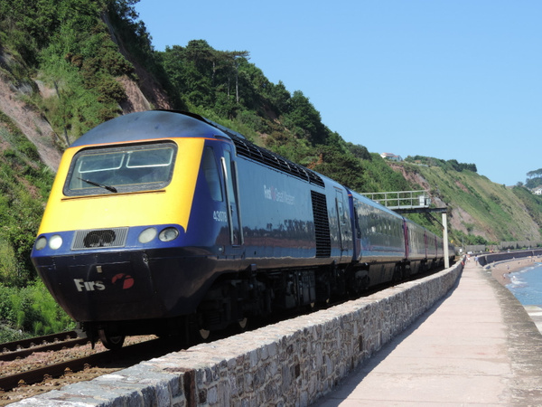 43078 Teignmouth 06-07-13 by AlvinKnight