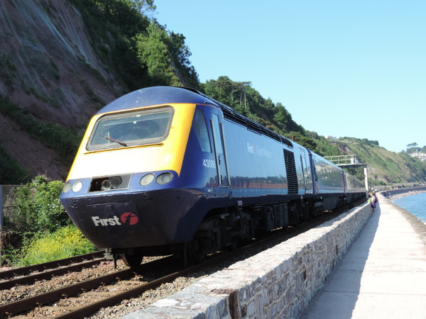 43088 Teignmouth 06-07-13 by AlvinKnight
