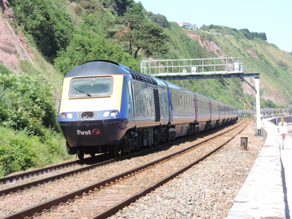 43135 Teignmouth 06-07-13 by AlvinKnight
