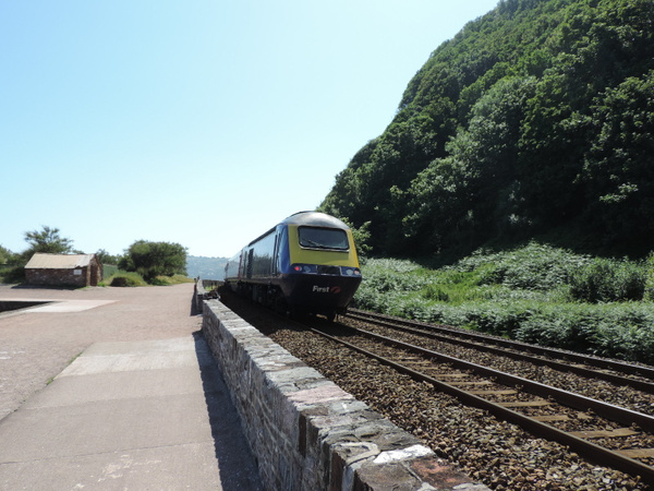 43160 Teignmouth 06-07-13 by AlvinKnight