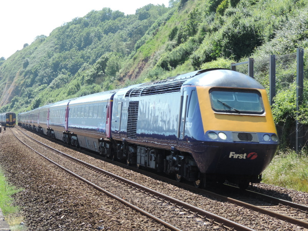 43003 Teignmouth 06-07-13 by AlvinKnight