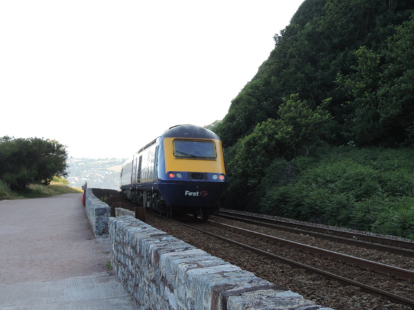 43031 Teignmouth 06-07-13 by AlvinKnight