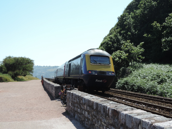 43197 Teignmouth 06-07-13 by AlvinKnight