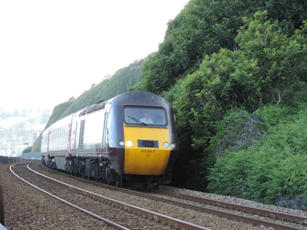 43207 Teignmouth 06-07-13 by AlvinKnight