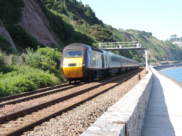43301 Teignmouth 06-07-13 by AlvinKnight