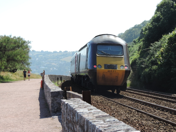 43321 Teignmouth 06-07-13 by AlvinKnight