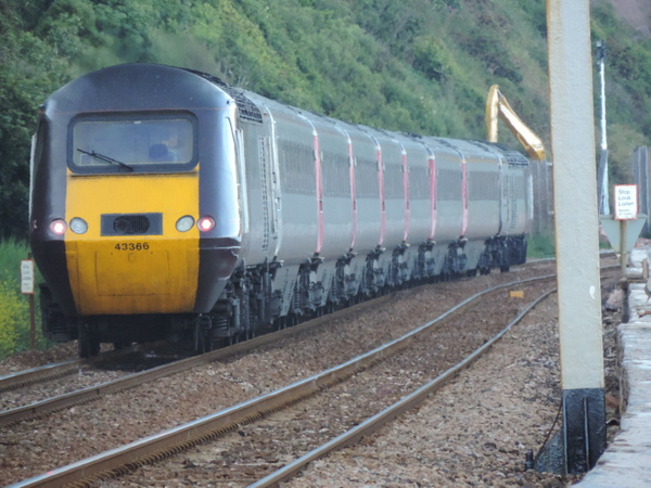 43366 Teignmouth 06-07-13 by AlvinKnight