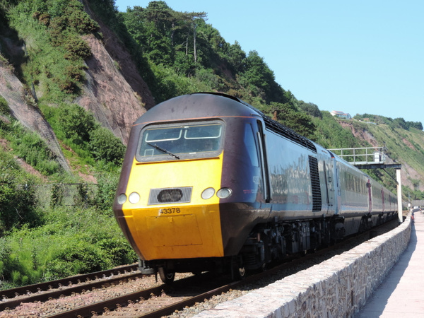 43378 Teignmouth 06-07-13 by AlvinKnight