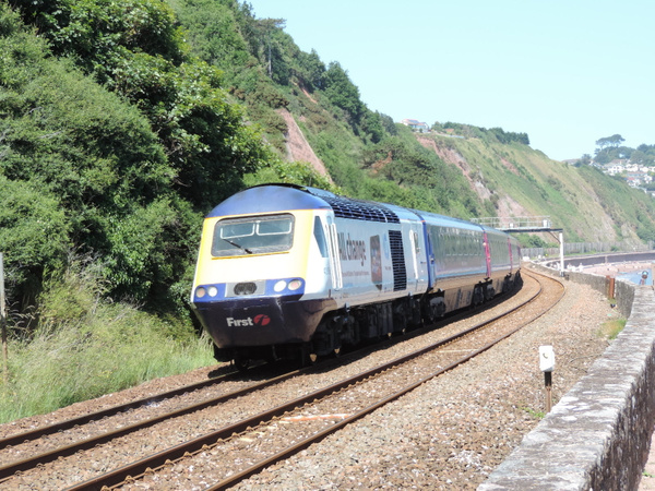 43186 Teignmouth 06-07-13 by AlvinKnight
