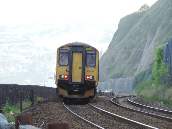 150233 Teignmouth 06-07-13 by AlvinKnight