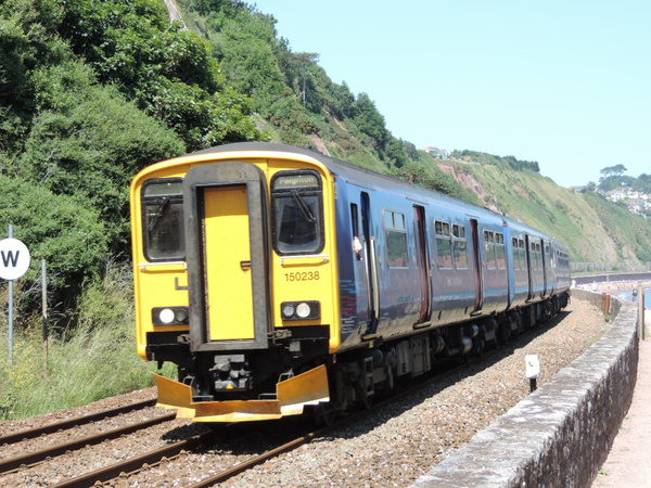 150238 Teignmouth 06-07-13 by AlvinKnight