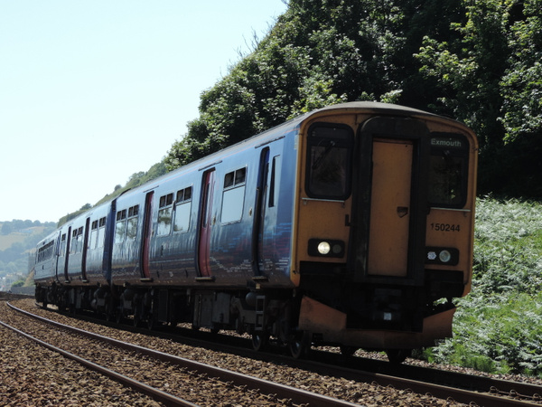 150244 Teignmouth 06-07-13 by AlvinKnight