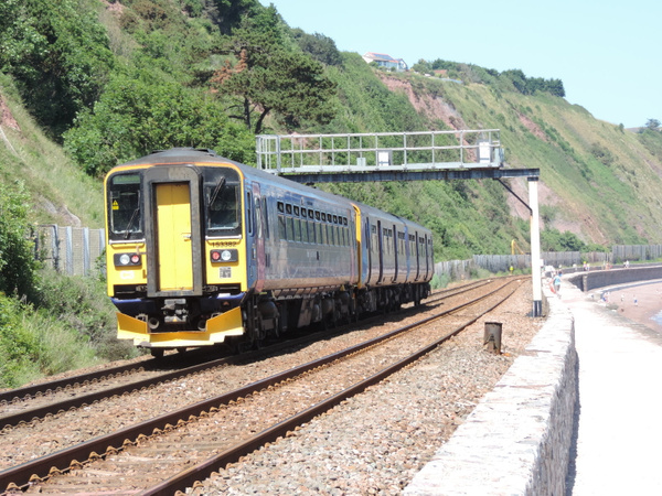 153382 Teignmouth 06-07-13 by AlvinKnight
