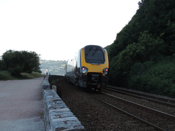 221122 Teignmouth 06-07-13 by AlvinKnight