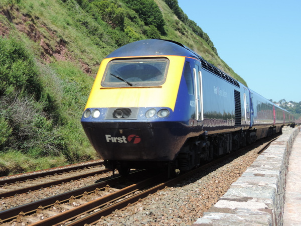 43131 Teignmouth 06-07-13 by AlvinKnight