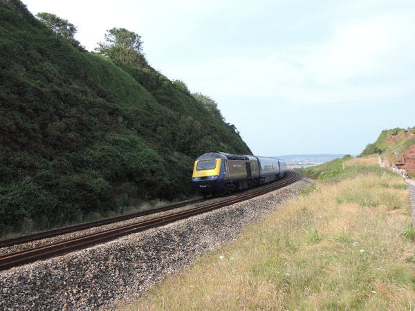 43142 Dawlish Warren 07-07-13 by AlvinKnight