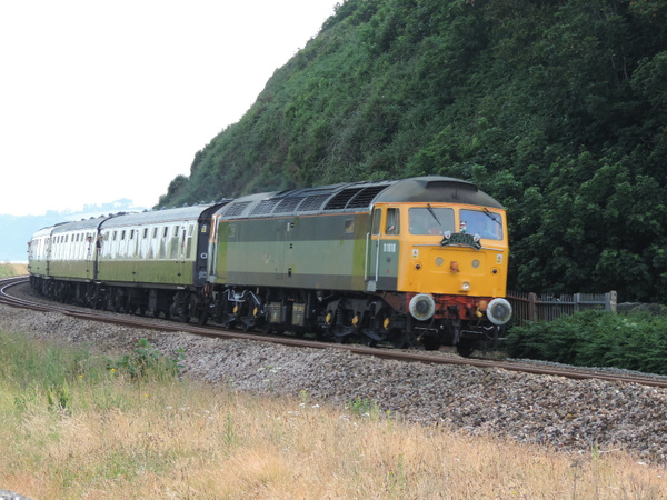 47812 Dawlish Warren 07-07-13 by AlvinKnight