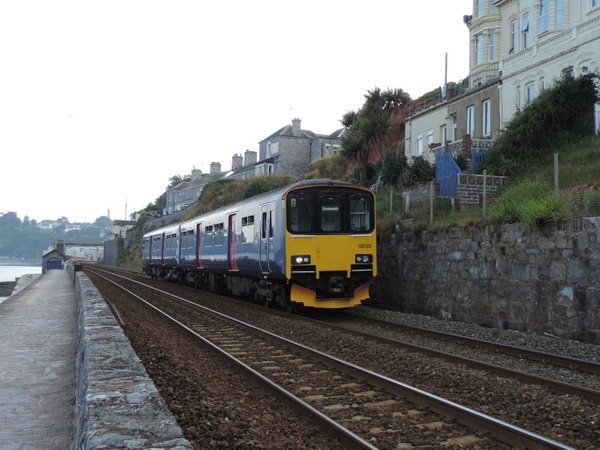 150122 Dawlish 07-07-13 by AlvinKnight