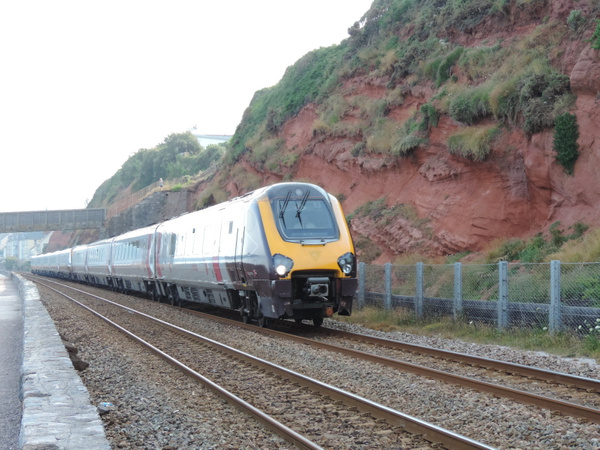 220018 Dawlish Warren 07-07-13 by AlvinKnight