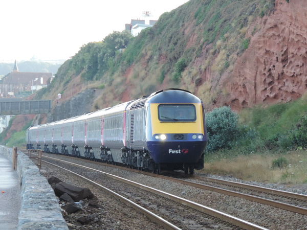 43010 Dawlish Warren 13-07-13 by AlvinKnight