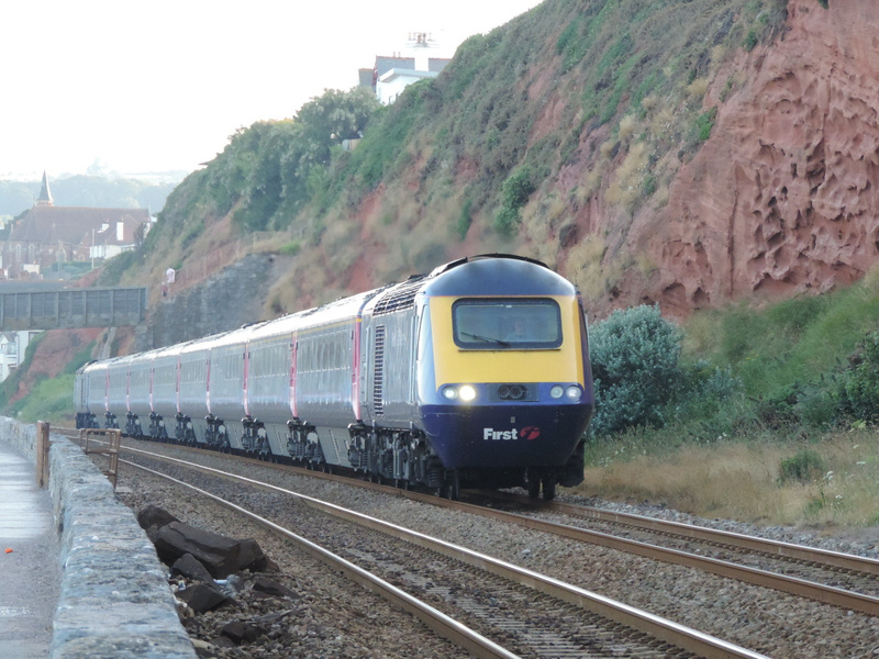43010 Dawlish Warren 13-07-13