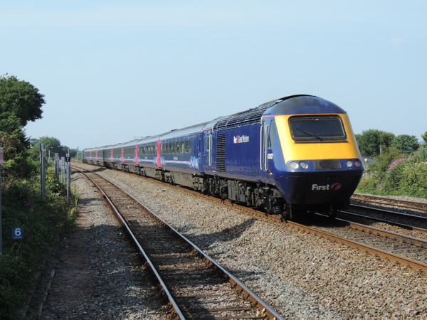 43012 Dawlish Warren 13-07-13 by AlvinKnight